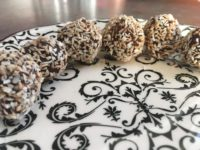 Vegan truffles!!!