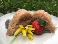 Strawberry Lemonade Bundt Cake!